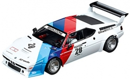 "Carrera 20023820 - Digital 124 BMW M1 Procar ""Regazzoni No.28"", 1979 - 1"