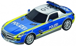 Carrera 20030793 Digital 132 Mercedes-SLS AMG  Polizei - 1