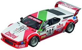 "Carrera Digital 124 BMW M1 Procar ""Team Castrol Denmark, Nummer 101"" - 1"