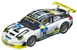 Carrera Digital 132 Porsche 911 GT3 RSR Manthey Racing Livery - 1
