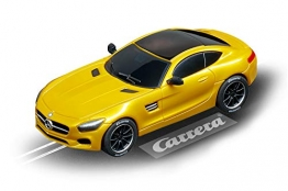 Carrera Digital 143 Mercedes-AMG GT Coupe solarbeam - 1