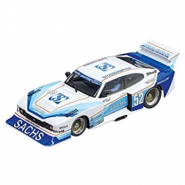 "Carrera Evolution Ford Capri Zakspeed Turbo ""Sachs Sporting, Nummer 52"" - 1"
