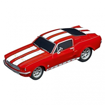 Carrera GO!!! Ford Mustang '67 - Racing Red - 1