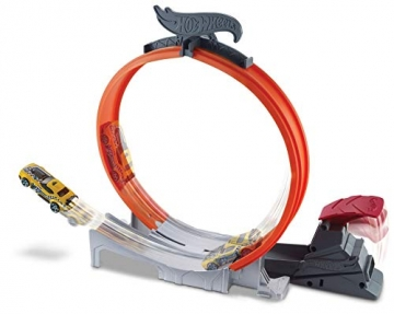 Hot Wheels FTH82 - Classic Stunt Looping-Held Set - 1