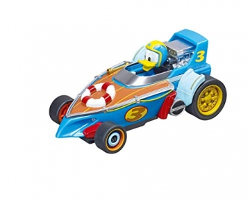 Carrera FIRST Mickey and the Roadster Racers 2,9 Meter 20063030 ab 3 Jahren Mickey Mouse Vs. Donald Duck - 3