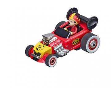 Carrera FIRST Mickey and the Roadster Racers 2,9 Meter 20063030 ab 3 Jahren Mickey Mouse Vs. Donald Duck - 4
