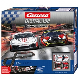 Carrera DIGITAL 132 High Speeder 20030003 Autorennbah Set - 1